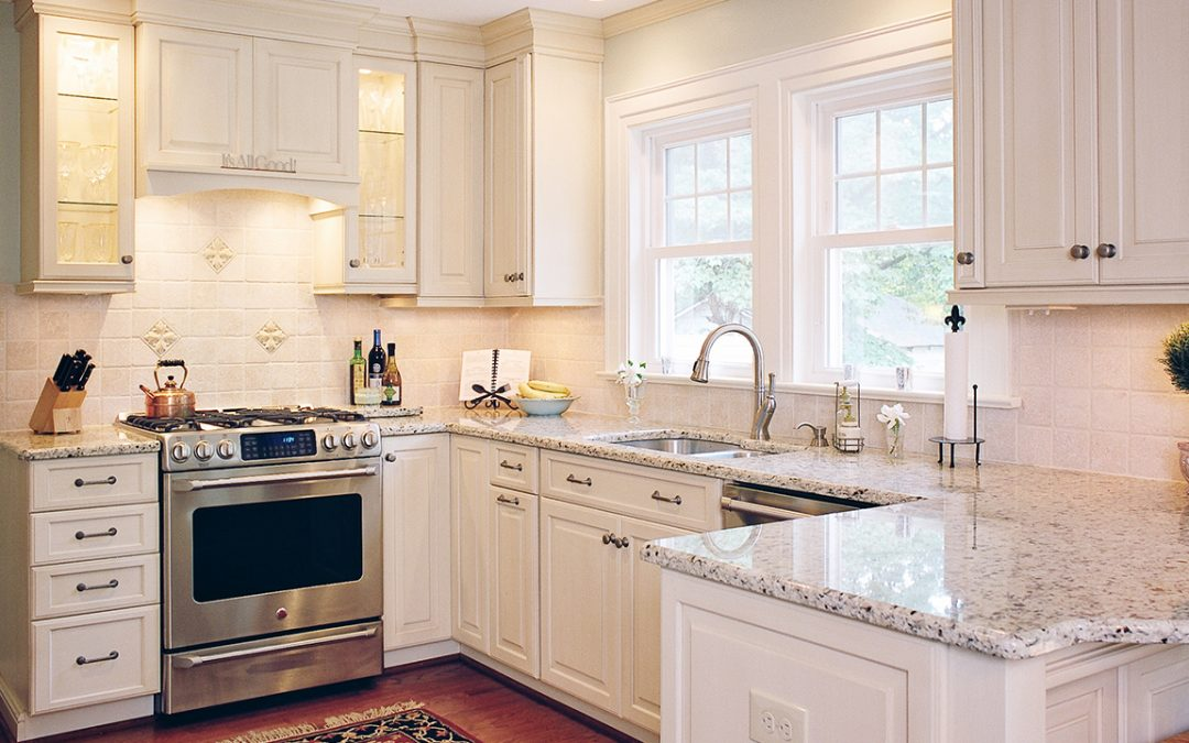 New kitchens run the gamut from modern to classic
